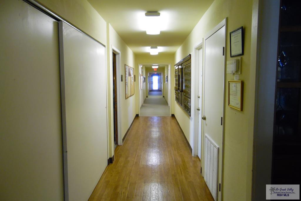 Hallway for apartments